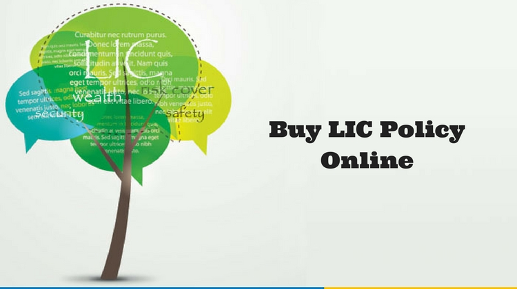 Buy LIC Policy Online
