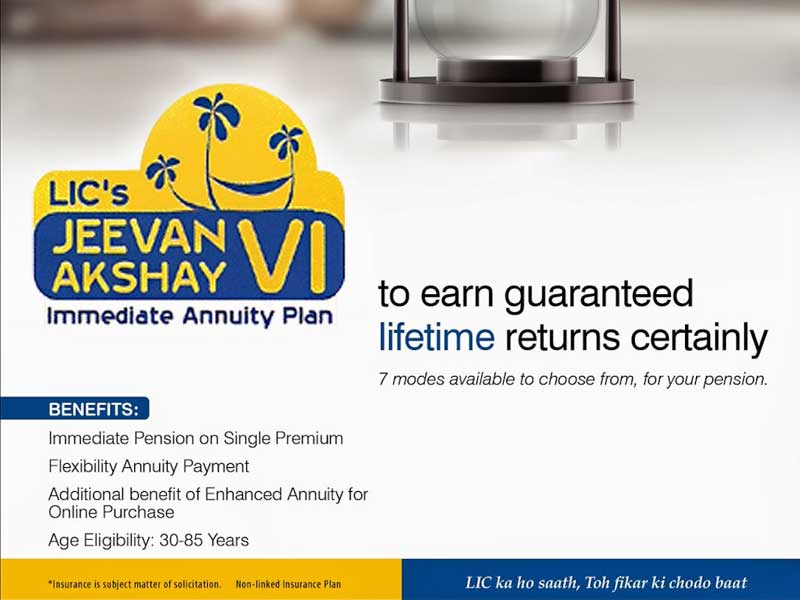 LIC New Jeevan Akshay - VI