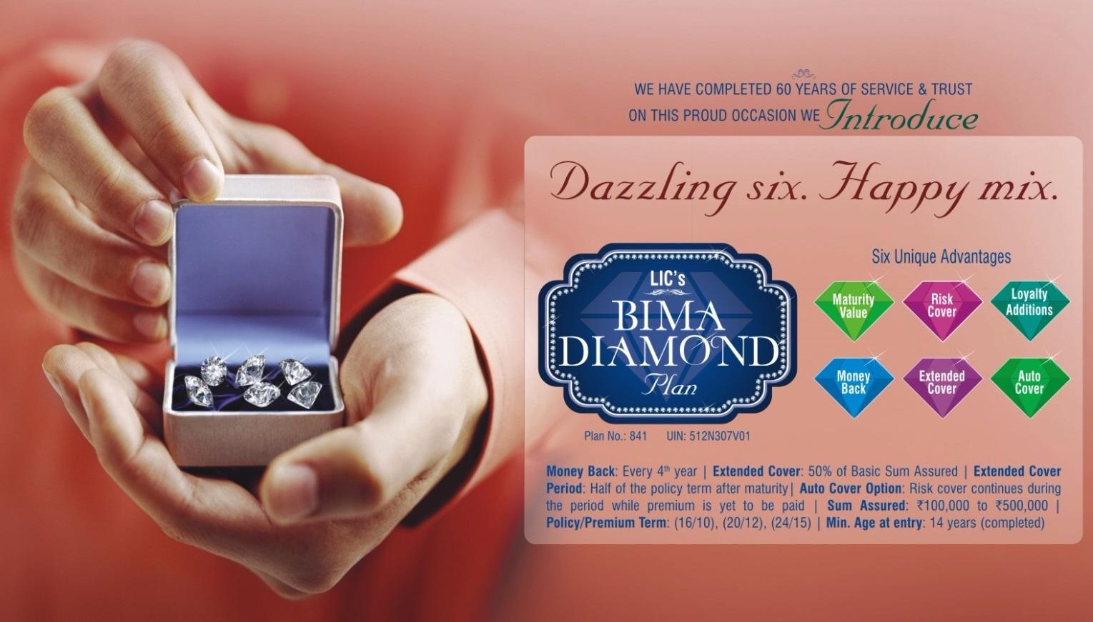 Bima Diamond ( 841)